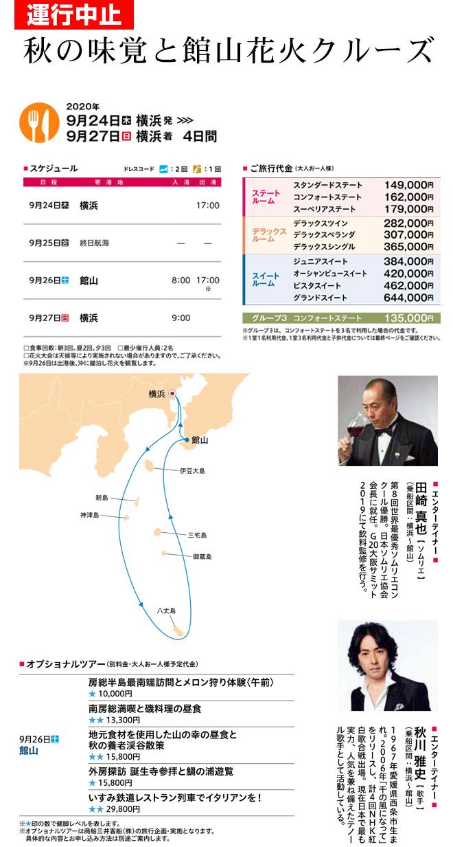 春の那覇・奄美大島クルーズ